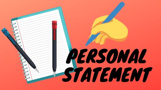 personal statement