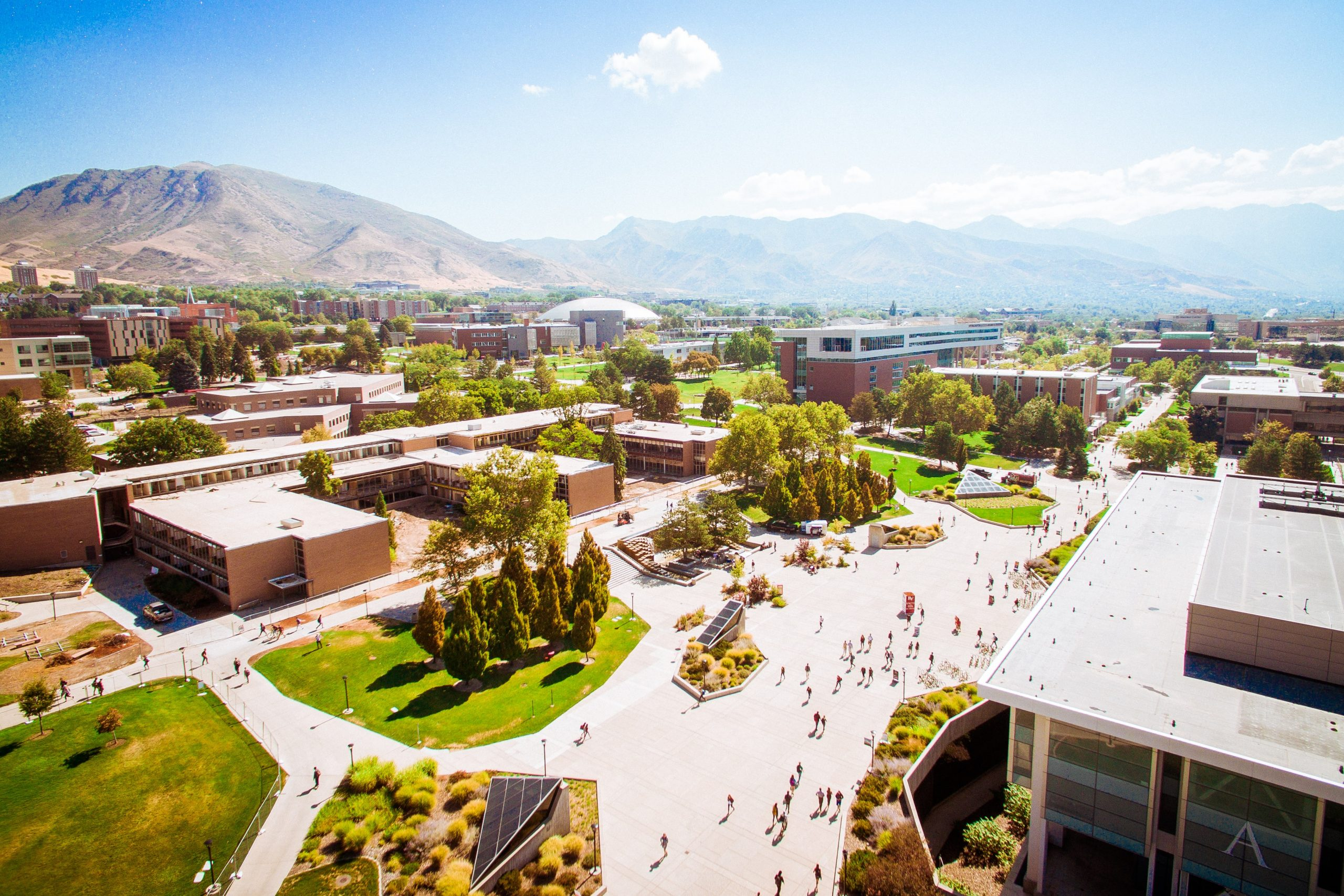 How to get the most out of a campus visit